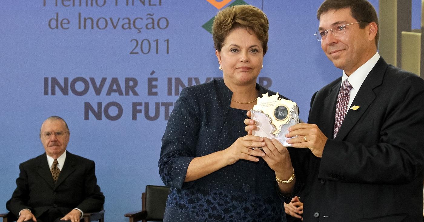 Josué Alencar: jogando nas 11 na política. Foto: Roberto Stuckert Filho/PR