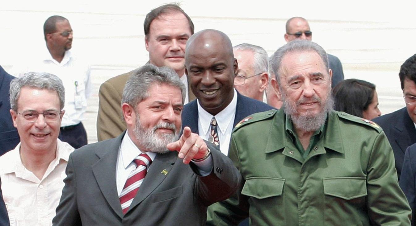 Para governo Lula acontecer, Brasil tem que ficar mais parecido com Cuba. Foto: Antônio Milena/Agência Brasil