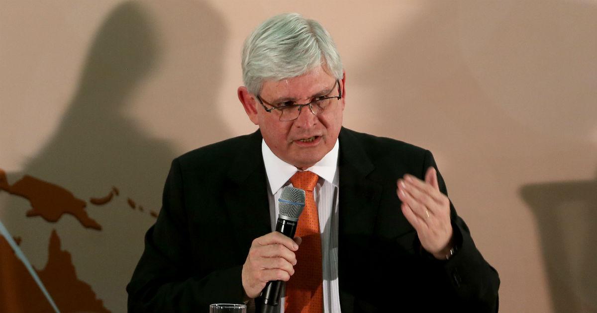 Rodrigo Janot denunciou quatro quadrilhas de três partidos. Foto: Wilson Dias/Agência Brasil