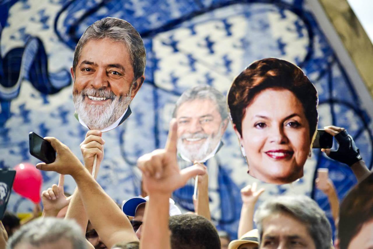 Campanha de Dilma ao Senado, que nem deveria acontecer, custa mais caro que algumas das principais campanhas presidenciais. Foto: Divulgação/Facebook Dilma Rousseff