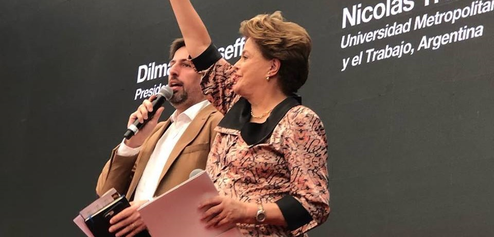Foto: Divulgação/Facebook Dilma Rousseff