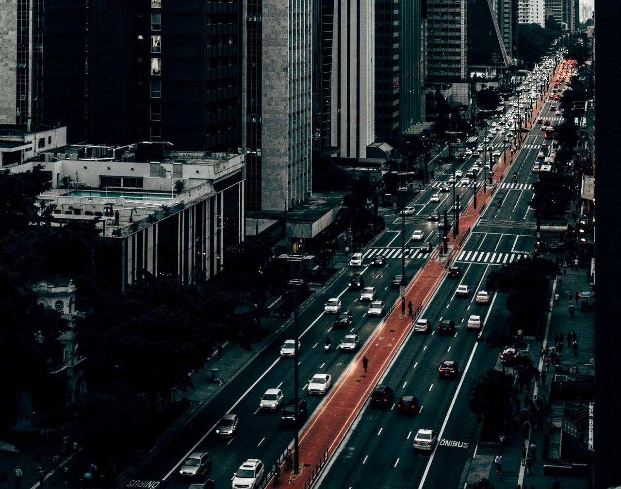 Na capital, queda de homicídios foi de 52 para 6,1 por 100 000 habitantes. Foto: Ian Porce/Pexels
