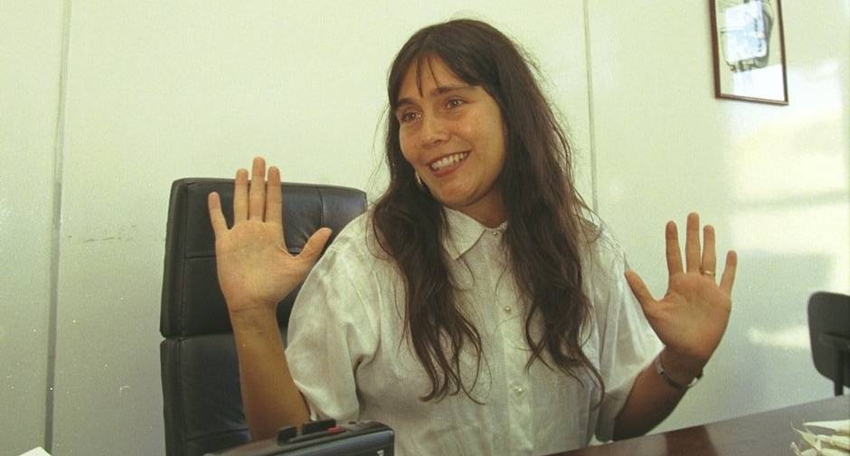 """A juíza Paticia Acioli: acusada de """"humilhar"""" policiais, o que a rendeu """"muitos inimigos"""". Foto: Frederico Rozário/Agência O Globo"""