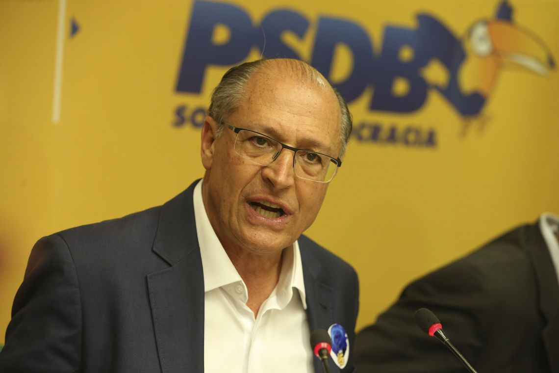 Alckmin: depois da derrota em 2018, mais decisões erradas. Foto: Valter Campanato/Agência Brasil