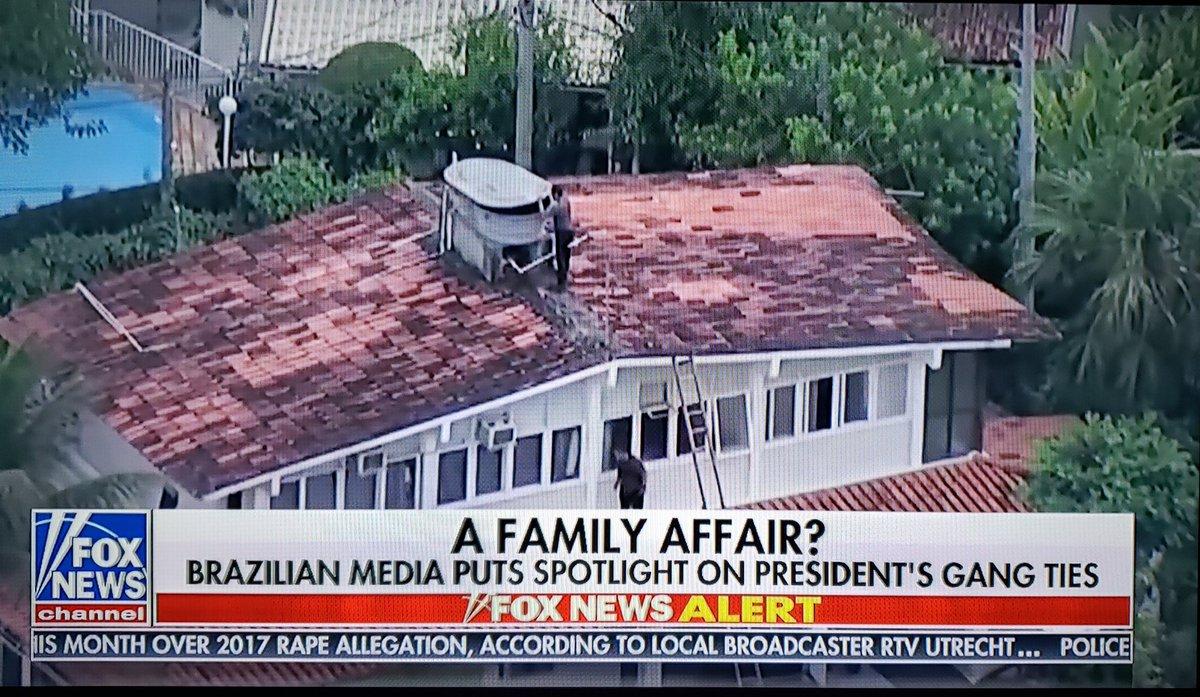 Assunto de família? É o que o jornalismo da Fox News perguntou. Foto: Reprodução/Fox News