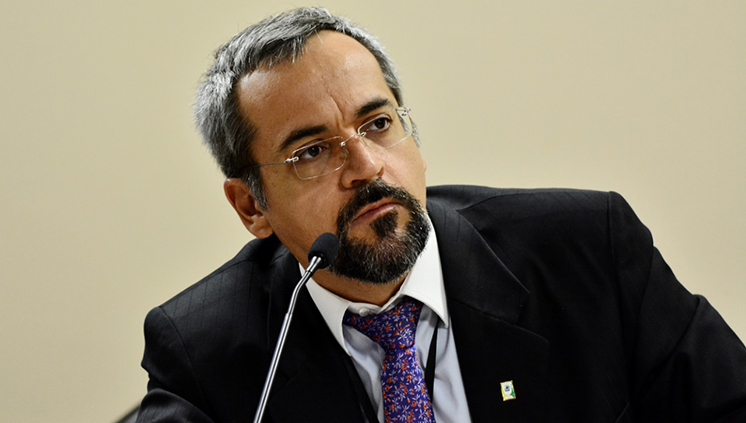 O novo ministro Abraham Weintraub: textos idênticos no Brasil e no Chile. Foto: Divulgação